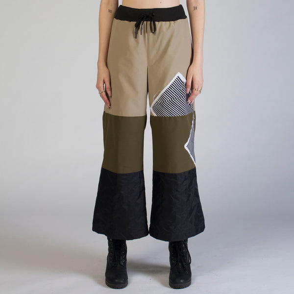 WATCHTOWER nylon pants