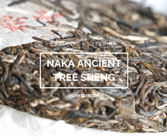Collector Offering: Naka Ancient Tree Sheng