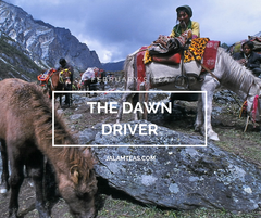 February: Bulang Shou – The Dawn Driver