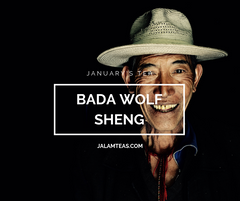 January: Bada Wolf Sheng