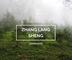 October: Zhang Lang Sheng