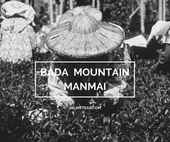 September:  Bada Mountain (Manmai) Sheng