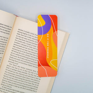 Do It For Yourself Bookmark