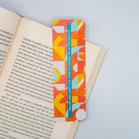 Be Fearless Bookmark
