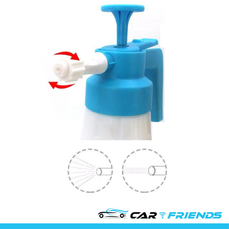 1.8L 泡泡噴霧器 - CarFriends Hong Kong