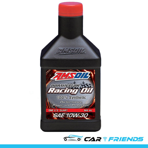 AMSOIL DOMINATOR® SAE 10W-30 Synthetic Racing Oil - CarFriends Hong Kong