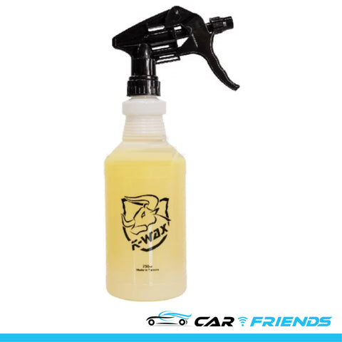 K-WAX 鋼圈亮光劑 750ML - CarFriends Hong Kong