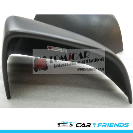 Model 3 碳纖側鏡鏡殼 (Dry Carbon) - CarFriends Hong Kong