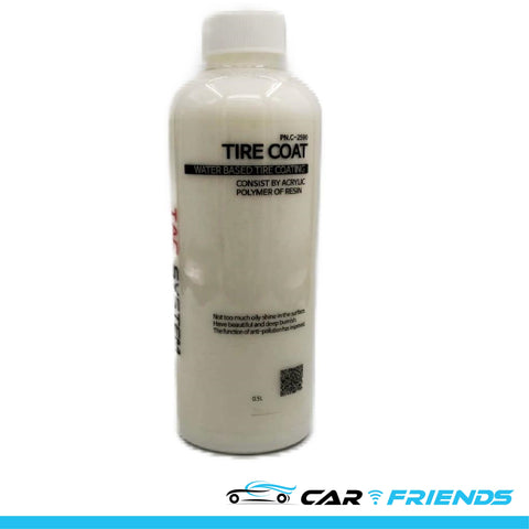 TAC Tire Coating 輪胎鍍膜液 - CarFriends Hong Kong