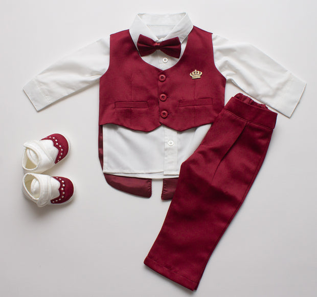 Newborns Bow Tie Set