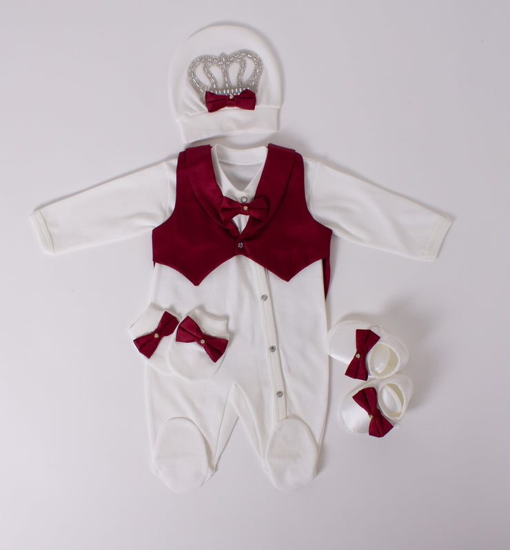 Baby Boys 5 Piece Set
