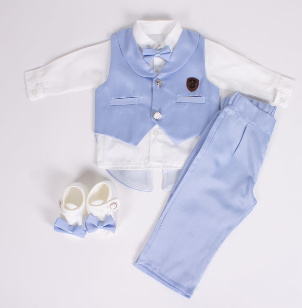 Newborn Gentleman Set