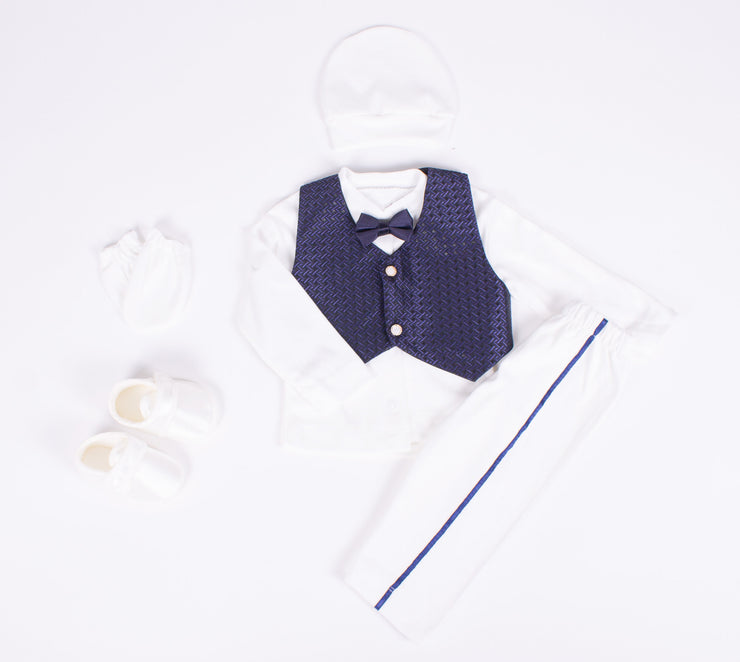 Navy Blue Set