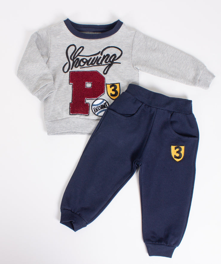 Boys Sweatshirt & Pants