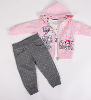 Girls Cute 3 Piece Set
