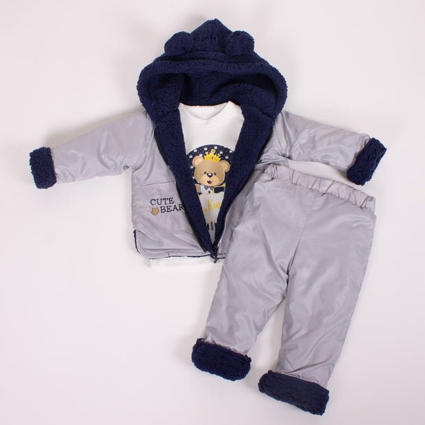 Boys Winter Jacket & Pants