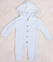 Boys Knitted Jumpsuit