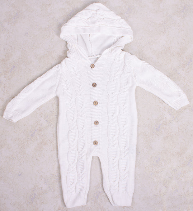 Baby Jumpsuit Overall with Hoodie