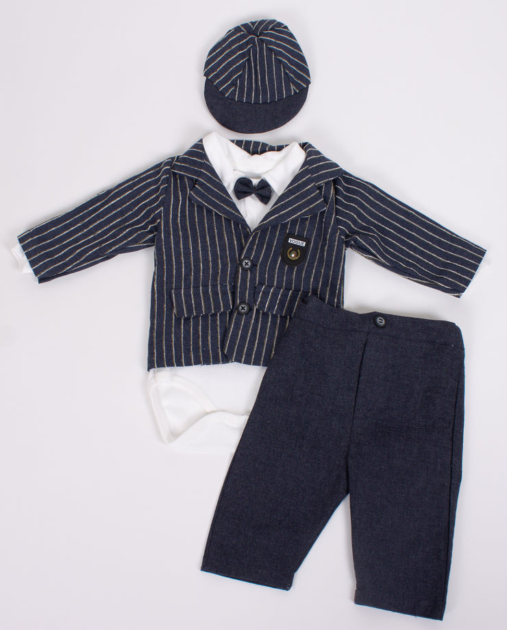 Baby Boys Jacket Set