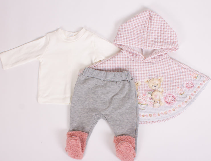 Pancho Outfit Set