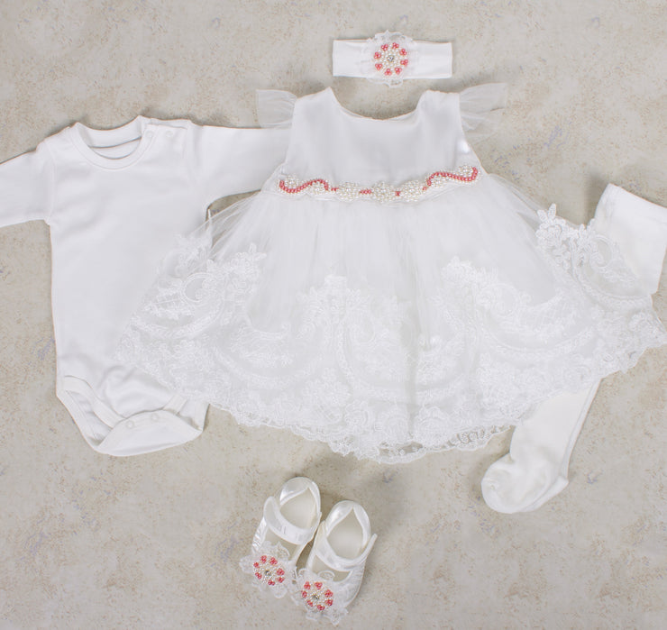 Newborn Flower Dress