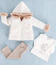 Girls Warm Winter Jacket