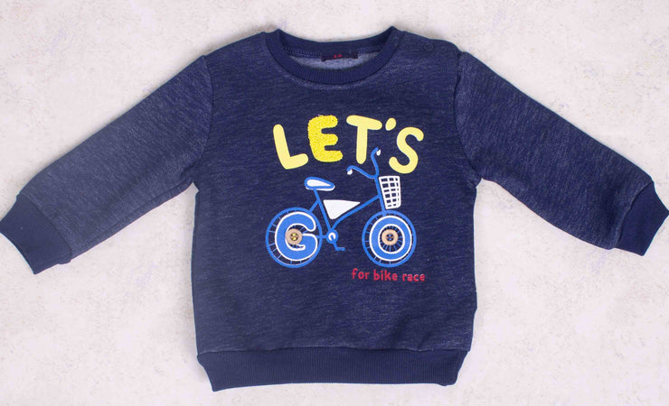 Boys T-shirt Long Sleeve