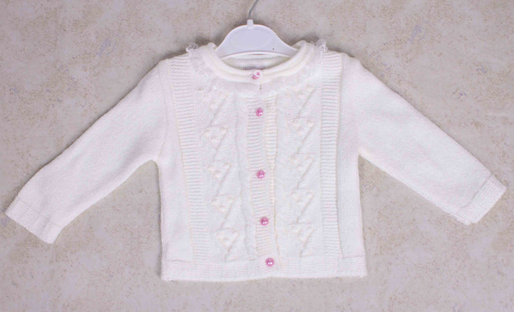 Girls Long Sleeve Sweater / Cardigan