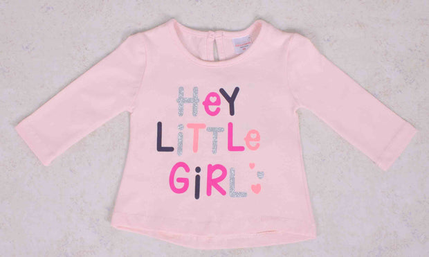 Hey Little Girl T-shirt