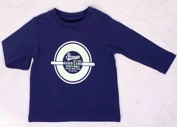 Boys Long Sleeve Top