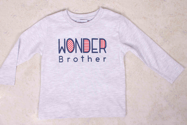 Wonder Brother T-Shirt