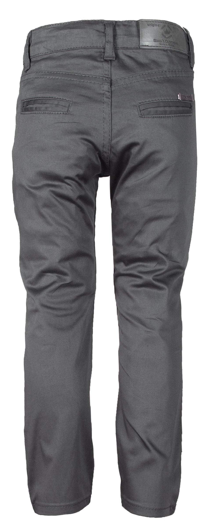 Boy's Pants Dark Gray