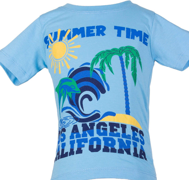 Boys' Summer T-shirt