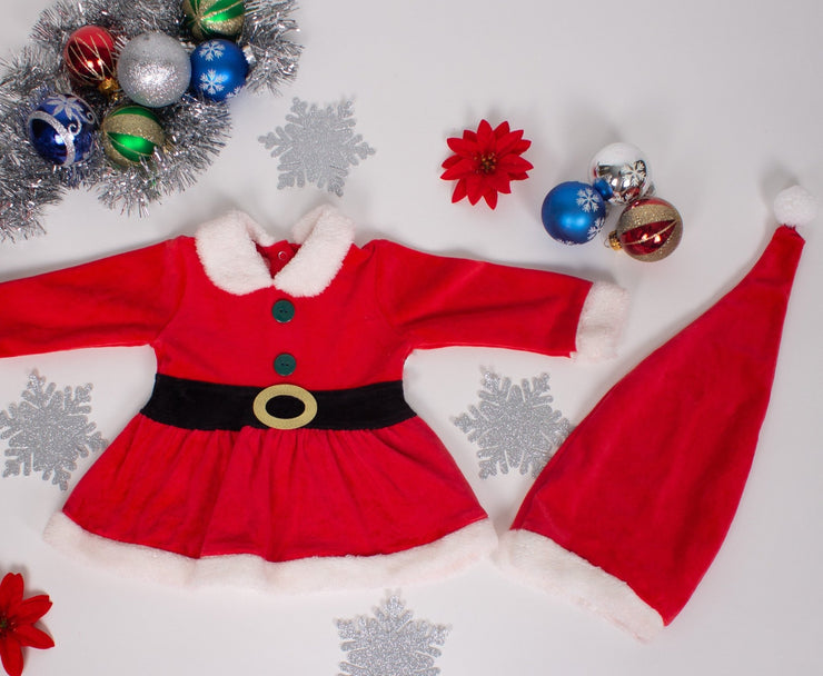 Baby Girls' Christmas Outfit - Elma's Clothing