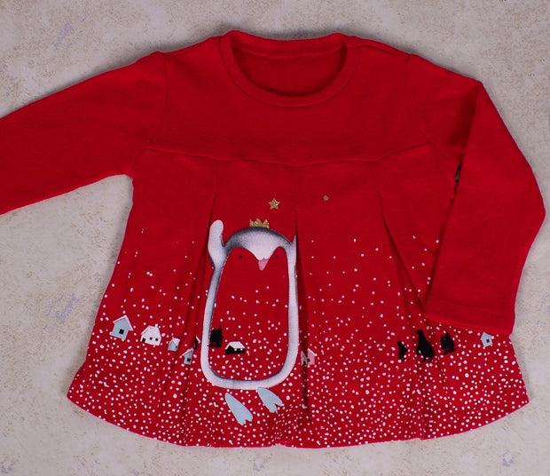 Baby Girls' Long Sleeve Top - Elma's Clothing