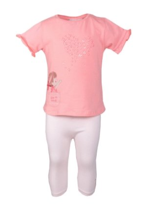 Baby Girls Top and Bottom Set - Elma's Clothing