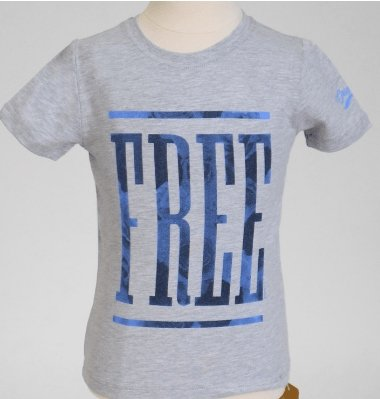Boys' Free T-shirt - Elma's Clothing