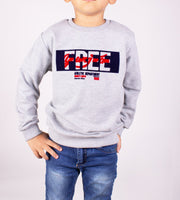 Boys' Long Sleeve Sweatshirt - Elma's Clothing