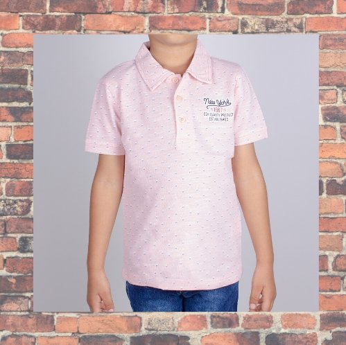 Boys' Short Sleeve Polo Shirt - Elma's Clothing