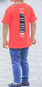 Boys Short Sleeve T-shirt - Elma's Clothing