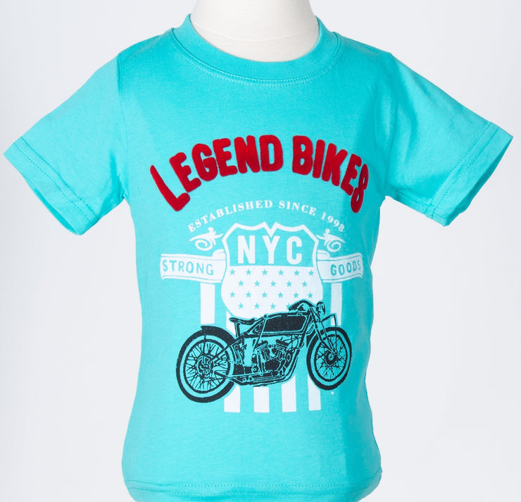 Boys Short Sleeves T-shirt - Elma's Clothing