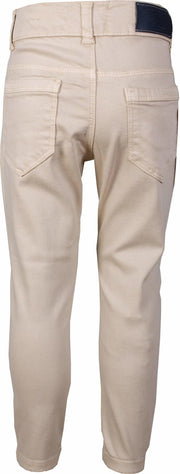 Boys Soft Khaki Color Pants - Elma's Clothing