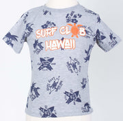 Boys Summer Crew Neck T-shirt - Elma's Clothing