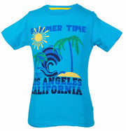 Boys' Summer T-shirt - Elma's Clothing