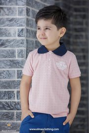 Elma's Clothing Boys Cotton Polo Shirt - Elma's Clothing