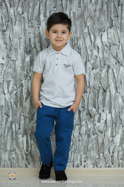 Elma's Clothing Boys Short Sleeves Polo Shirts - Elma's Clothing