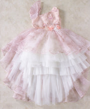 Girls' Ava Dress - Elma's Clothing