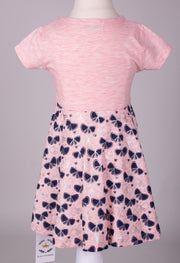 Girls' Butterfly Dress - Elma's Clothing