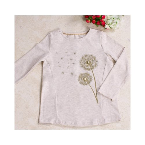 Girls' Dandelion T-shirt - Elma's Clothing