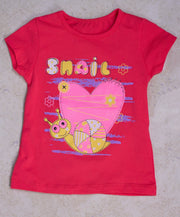 Girl's Short Sleeve T-shirt - Elma's Clothing